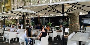La Brasserie Saint-Roch Sérignan est un restaurant à découvrir, en centre-ville.(® brasserie st roch)