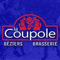La Coupole Béziers propose une terrasse réaménagée au centre commercial Leclerc Montmimaran.