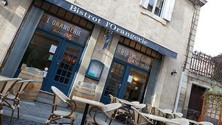 Le bistrot l'Orangerie à Béziers vous propose son menu de Noël à emporter .(® SAAM fabrice Chort)