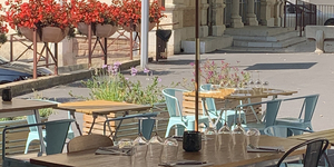 Le restaurant La Carte timbrée est ouvert depuis le 19 mai