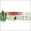 Le restaurant Les Marronniers vous donne RDV sur sa belle terrasse