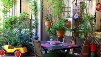 Le restaurant Les Marronniers à Lamalou-les-Bains rouvre ses portes le 9 juin.(® SAAM fabrice Chort)
