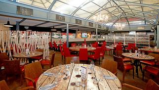 Repas à gagner au restaurant Hallegria de béziers avec Resto-Avenue et France Bleu Hérault (® SAAM fabrice Chort)