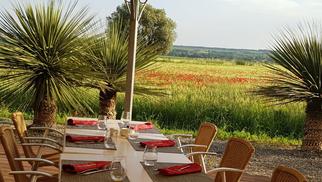 Le restaurant l'Asparagus Valros réouvre le 19 mai.