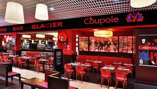 Votre brasserie la Coupole à Béziers vous propose désormais son service de vente à emporter.(® SAAM-fabrice Chort)
