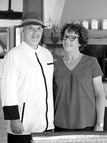 L'Auberge de Mauroul propose une cuisine faite maison et est gérée par Brigitte et Jean-Pierre Cros.(® SAAM fabrice Chort)