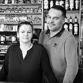 La Rotonde Béziers est un restaurant-bar-brasserie de cuisine traditionnelle faite maison qui est gérée par Sophie Fournier et Nicolas Gizard.(® SAAM-fabrice Chort)