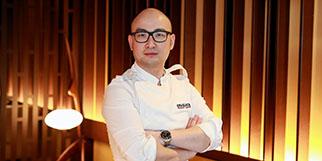 Le chef Ping ZHANG présente son restaurant japonais Osakaya à Béziers. (® SAAM-fabrice Chort)