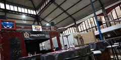 Restaurant Les Halles de Béziers en centre-ville (® SAAM-fabrice Chort)