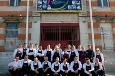 Membres de l'Association les tables gourmandes du Languedoc (® tables gourmandes)