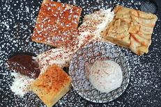Le Roi des Belges Béziers est un salon de thé et un restaurant belge avec une cuisine fait maison en centre-ville  (® SAAM-fabrice Chort)