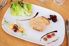 Auberge de Mauroul est un restaurant de cuisine fait maison élaborée à base de produits frais (® SAAM fabrice Chort)