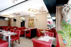 Brasserie Béziers centre-ville chez Victor sur la place Jean Jaurès (® SAAM-FABRICE CHORT)