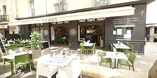 Brasserie Saint-Roch Sérignan est un restaurant de cuisine fait maison en centre-ville.(® brasserie saint roch)