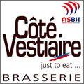 Côté Vestiaire Béziers est un restaurant-brasserie au stade Raoul Barrière qui propose une cuisine fait maison avec des produits frais.