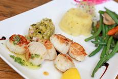 Hallegria Béziers est un restaurant des Halles qui propose des plats fait maison (® SAAM-fabrice Chort)