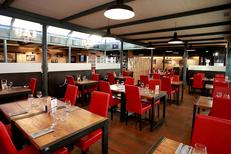 Restaurant Hallegria Béziers dans les Halles qui propose une cuisine maison de terroir (® SAAM-fabrice Chort)