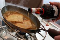 L'Ambassade Béziers est un restaurant gastronomique réputé avec une cuisine fait maison  (® SAAM-fabrice Chort)