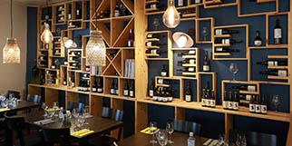 L'Orangerie Béziers est un restaurant type Bistrot chic qui propose une cuisine fait maison avec des produits de saison en centre-ville.(® SAAM-Fabrice Chort)