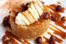 L'Orangerie Béziers propose des desserts maison élaborés à base de produits frais (® SAAM-fabrice Chort)