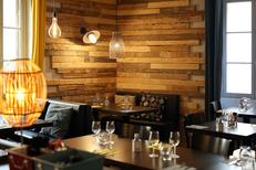 Restaurant L'Orangerie Béziers propose une cuisine fait maison avec produits frais dans un esprit Bistrot chic (® SAAM-fabrice Chort)