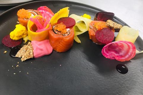 La Carte Timbrée est un restaurant de cuisine fait maison à Thézan-les-Béziers.(® site la carte timbrée)