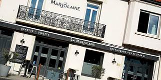La Marjolaine Béziers est un restaurant avec une cuisine fait maison autour de recettes traditionnelles face aux Arènes en centre-ville ( ® SAAM-fabrice Chort)