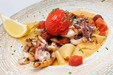 Le marin pêcheur Agde est un restaurant de poissons avec une cuisine fait maison  (® SAAM fabrice CHORT)