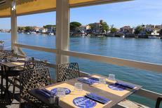Restaurant Le marin pêcheur Agde propose une cuisine fait maison avec des tables en terrasse (® SAAM fabrice CHORT)