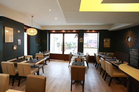 Le Mathi's Béziers est un restaurant fait maison et salon de thé en centre-ville.(® SAAM-Fabrice Chort)