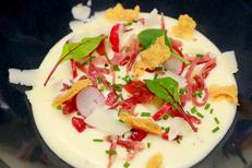 Restaurant Le Mathi's Béziers propose une cuisine fait maison avec des produits frais en centre-ville (® SAAM-fabrice Chort)