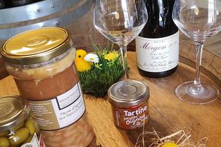 Le Petit Plaisir à Lamalou-les-Bains est un restaurant, épicerie fine et caviste.(® facebook le petit plaisir)