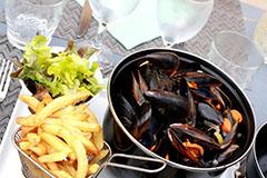 Le Roi des Belges à Béziers | Carte du restaurant
