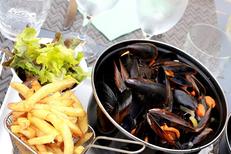 Restaurant Le Roi des Belges Béziers est un restaurant traditionnel fait maison avec des spécialités belges et salon de thé en centre-ville (® SAAM-fabrice Chort)