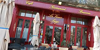 Le Vieux Siège Béziers est un restaurant-brasserie en centre-ville qui propose une cuisine fait maison, traditionnelle avec des tables en terrasse.(® SAAM- Fabrice Chort)
