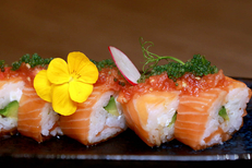 Sushi maison Béziers chez OSAKAYA Restaurant japonais en centre-ville (® SAAM-fabrice Chort)