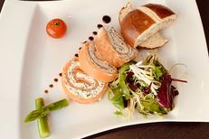 Restaurant L'Asparagus Valros propose une cuisine fait maison à base de produits frais