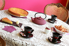 Tuto Mondo Béziers est un salon de thé en centre-ville avec une cuisine fait maison (® SAAM-fabrice Chort)