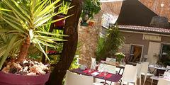 Restaurants avec patio Béziers pour manger dehors (® SAAM-fabrice Chort)