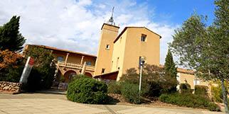 La Maison des vins du Languedoc propose une boutique de vins, un restaurant traditionnel, des salles de réception et une école de vins à Lattes au Mas de Saporta aux portes de Montpellier.(® SAAM-fabrice Chort)